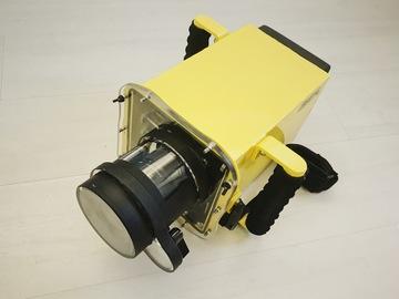 SPL waterhousing for Red DSMC 2 cameras