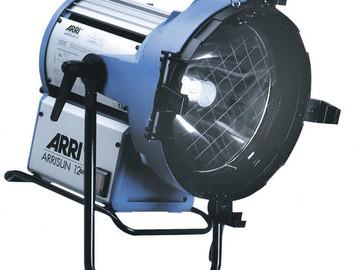 Rent: ARRI Sun 1200 PAR HMI