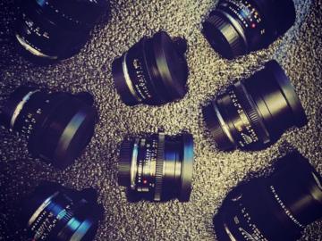 Rent: Leica R Lens Set