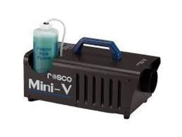 Rent: ROSCO  mini-v fog machine