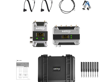 Rent: Vaxis Storm 1000+ ft Wireless Tx/Rx System