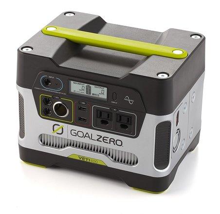 Goal Zero Yeti 400 Portable Battery Pack (built in inverter)