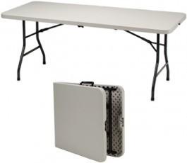 6ft Folding Table