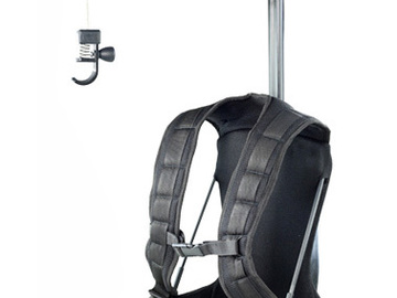 Flowline 500N Camera Stabilizer Vest (21-26lbs)
