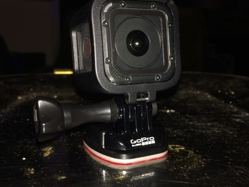 Rent:  GoPro HERO Session action camera with attachments