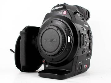 Rent: Canon Cinema EOS C300 EF