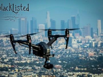Rent: DJI Inspire 2 w/ FAA 107 Certified Pilot & Aerial DP