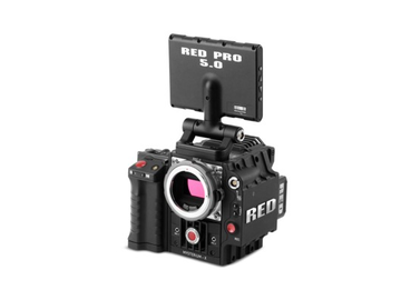 Rent: RED Epic M-X 5K basic package