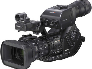 Rent: Sony PMW-EX3 XDCAM EX HD Camcorder