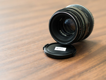 Rent: Helios 44-2 58mm f/2 Russian Lens (EF Mount)