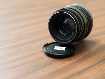 Helios 44-2 58mm f/2 Russian Lens (EF Mount)