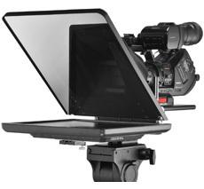 17-inch tripod mount Teleprompter Kit