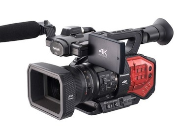 Rent: Panasonic AG-DVX200 4K Handheld Camcorder