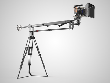 Rent: Zolinger ZP 1800 Travel Jib