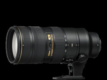 Rent: Nikon AF-S Nikkor 70-200mm f/2.8G IF-ED VR II