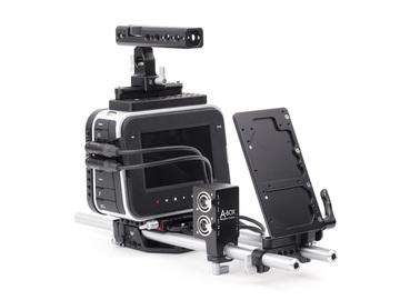 Rent: BMPC 4K EF + Wooden Camera Advance Kit
