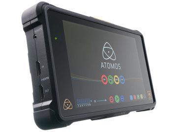 Rent: Atomos Shogun Inferno 7-in 4K Recorder (500GB SSD)