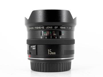 Rent: Canon EF 15mm f/2.8 Fisheye