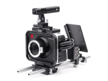 Rent: BMPC 4K EF Package + Lenses