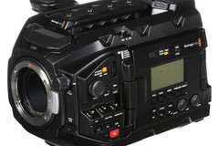 Rent: Blackmagic URSA Mini Pro 4.6K (EF Mount)