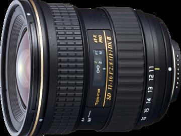Rent: Tokina AT-X 11-16mm f/2.8 116 Pro DX II