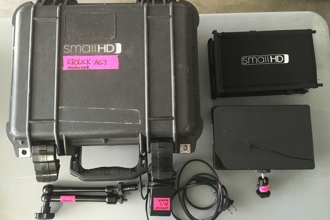 "SmallHD AC-7 7"" Monitor SDI Loop"