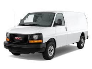 Rent: GMC 1 Ton Interview Package Van