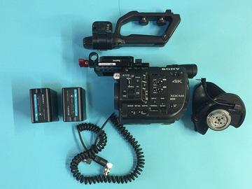 Rent: Sony PXW-FS5 XDCAM Super 35 Camera