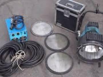 Rent: LTM 12k/6k HMI PAR w/electronic balast
