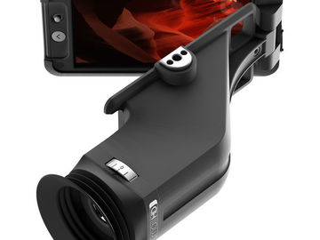 Rent: SmallHD Sidefinder 501 Monitor EVF Kit