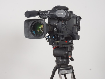 Rent: Panasonic VariCam AJ-HPX2700 P2 Camcorder
