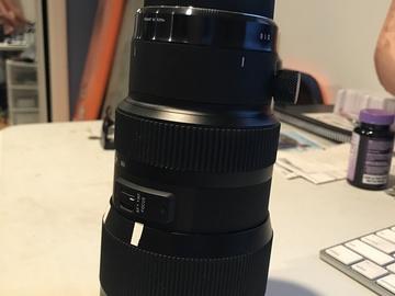 Rent: EF Sigma 50-100mm f/1.8 DC HSM Art