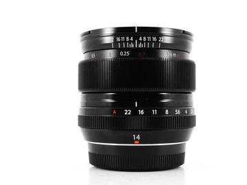 Rent: Fuji XF 14mm f/2.8 R