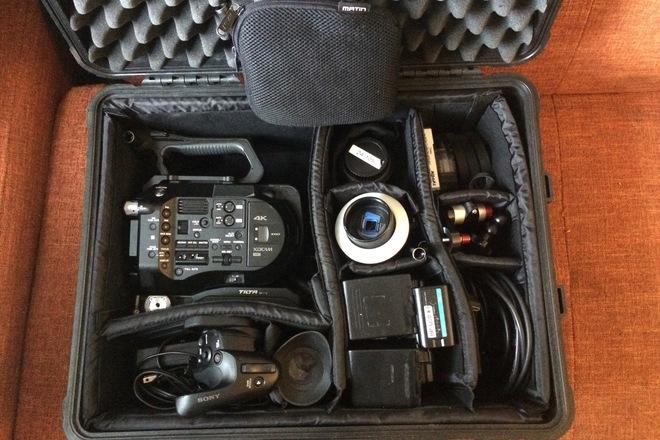 Sony PXW-FS7 Documentary Shooting Package