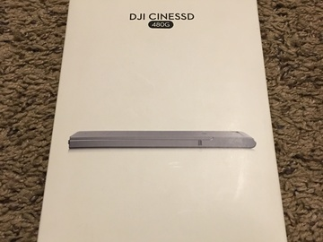 Rent: DJI Inspire 2 - Cinessd (480G)