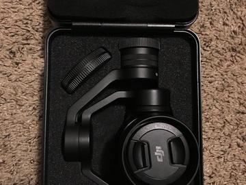 Rent: DJI Zenmuse X5R 4K Raw Camera and 3-Axis Gimbal