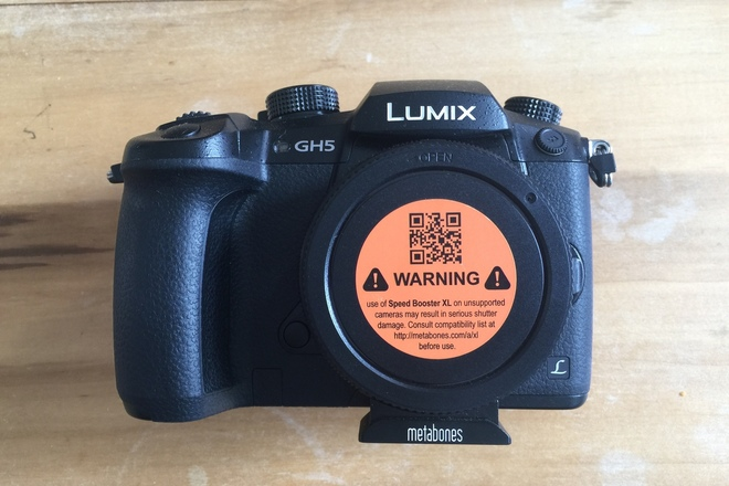 Panasonic Lumix DC-GH5 Digital Camera