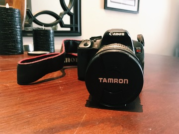 Rent: Canon EOS Rebel T4i + Tamron 28-75mm Wide/Zoom lens