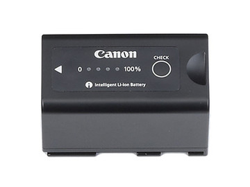 Rent: Canon C100 and C300 battery