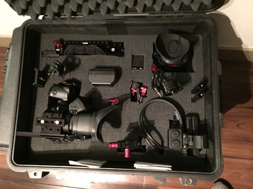 Rent: C300 camera body with Z-Finder Recoil Kit