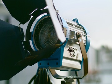 Rent: ARRI Tungsten Light Kit (150, 300, 650, 1K)