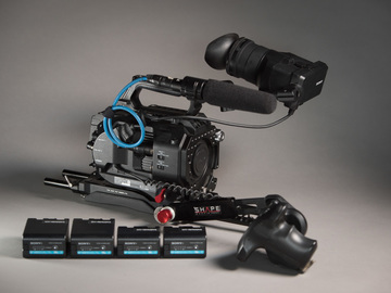 Sony PXW-FS7 w batts and cards -- CUSTOM PACKAGE available