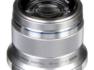 Rent:  Olympus M. Zuiko Micro 4/3 45mm