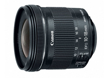 Rent: Canon EF-S 10-18mm