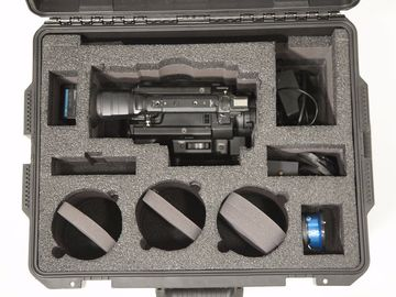 Rent: Sony F3 Camera with PL, Canon EF, and Nikon Adapters