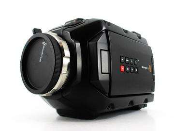 Rent: Blackmagic URSA Mini 4.6K, PL Mount