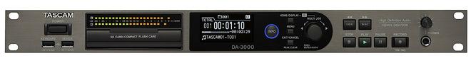 Tascam DA-3000 (Custom Mod'ed Stereo PCM and DSD Recorder)