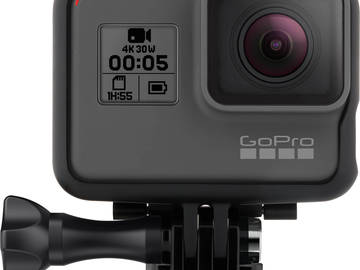 Rent: GoPro Hero 6 Black