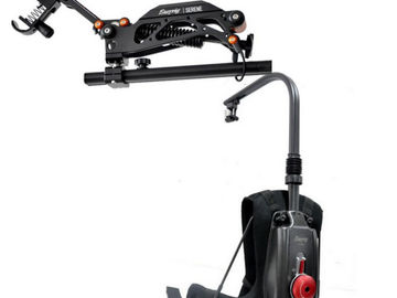 Easyrig with Serene Spring Arm - 10 - 40lb Capacity.
