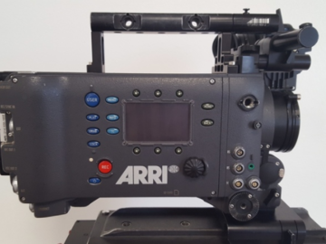 Rent: ARRI FULL HANDHELD PACKAGE w LENSES